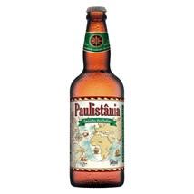 Cervejas Paulistânia Caminho das Índias Garrafa 500ml