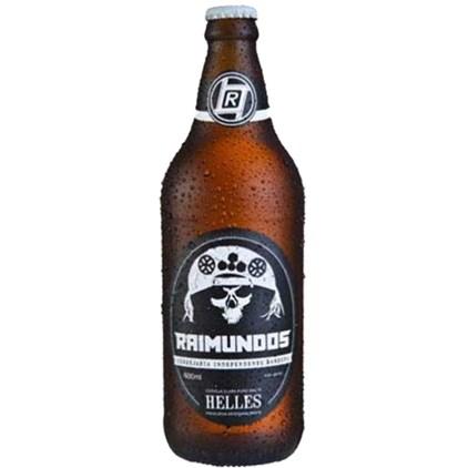 Cerverja Bamberg Raimundos Helles Garrafa 600ml
