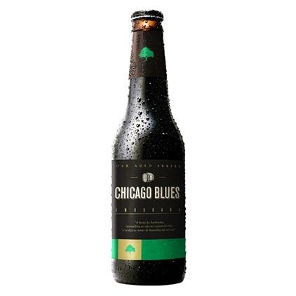 Chicago Blues Amburana Garrafa 355ml
