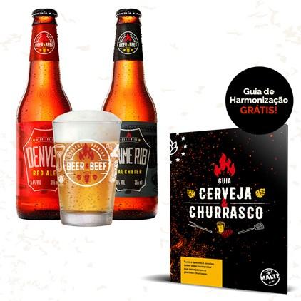 Clube de Cervejas Beer Pack 2 com 1 Copo (Assinatura Bradesco)