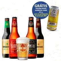 Clube de Cervejas Beer Pack Beer Friends Forever (Assinatura)