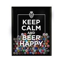 Clube de Cervejas - Quadro de Tampinhas (Assinatura Semestral)