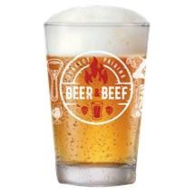 Copo de Cerveja Caldereta Beer & Beef 325ml