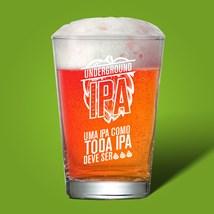 Copo de Cerveja Caldereta Underground IPA 350ml