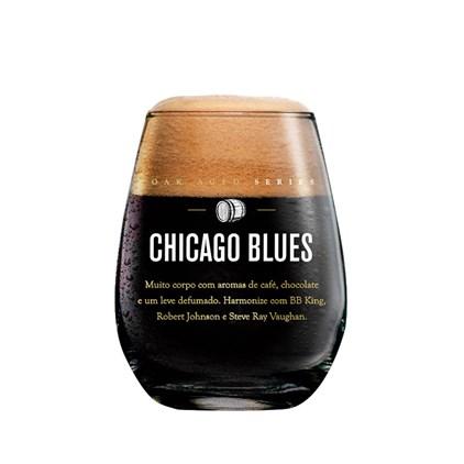 Copo de Cerveja Chicago Blues 350ml