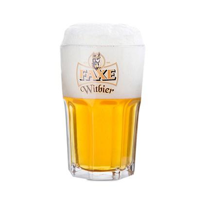 Copo de Cerveja Faxe Witbier