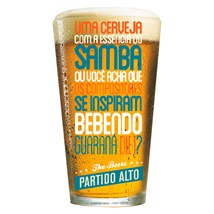 Copo The Beers - Partido Alto