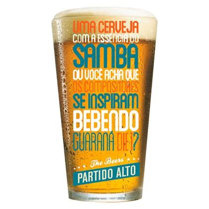Copo The Beers - Partido Alto