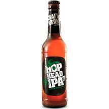 CraftWerk Hop Head IPA 7 330ml