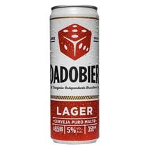 Dado Bier Lager Lata 350ml