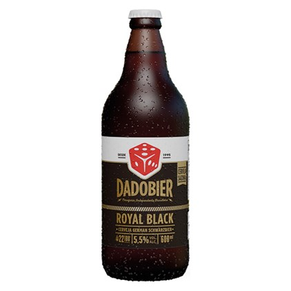 Dado Bier Royal Black 600ml