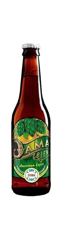 Dama Bier American Lager 355ml