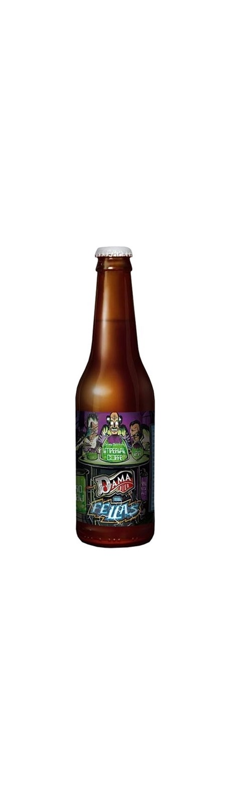 Dama Bier Fellas