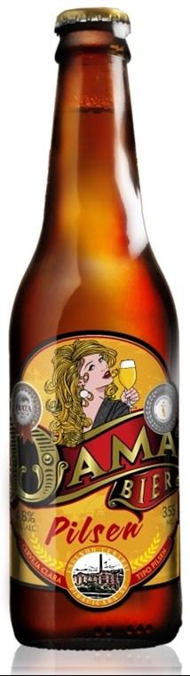 Dama Bier Pilsen 355ml