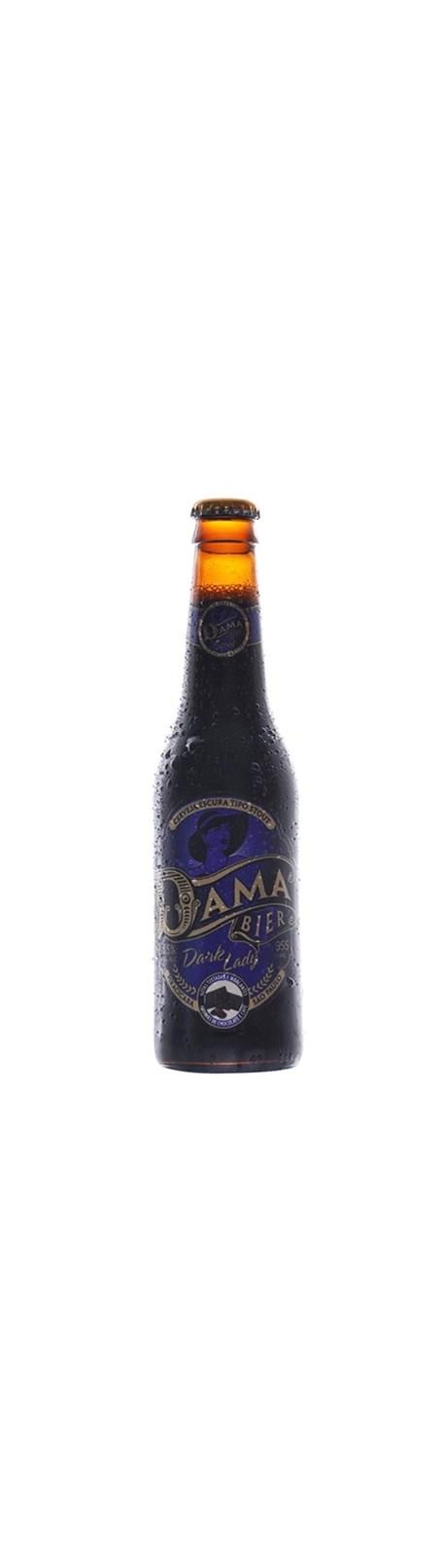 Dama Bier Stout 355ml