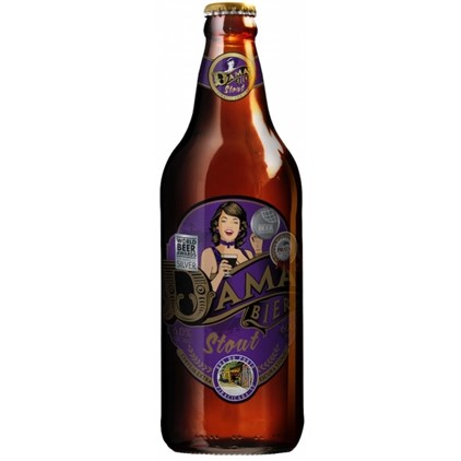 Dama Bier Stout 600ml
