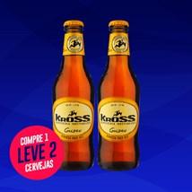 Double de Cerveja Kross Golden - Compre 1 Leve 2