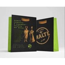 Embalagem Grande Para Presente - Clube do Malte
