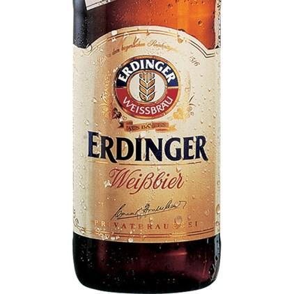 Erdinger Weissbier Garrafa 500ml