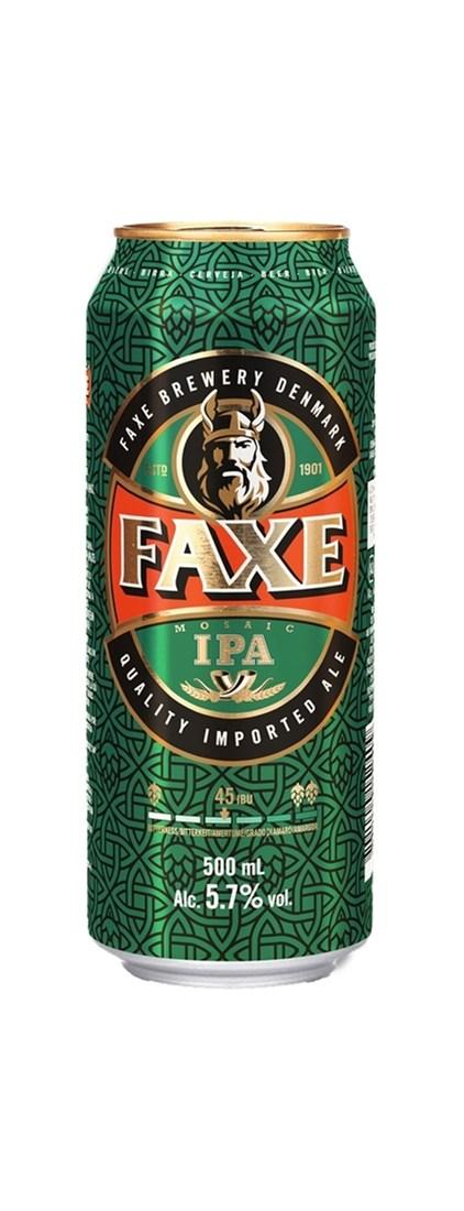 Faxe IPA Lata 500ml