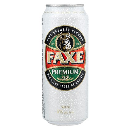 Faxe Premium Lata 500ml