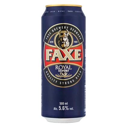 Faxe Royal Export Lata 500ml