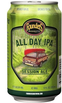 Founders All Day Ipa lata