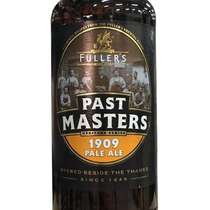 Fuller's Past Masters 1909 Garrafa 500ml