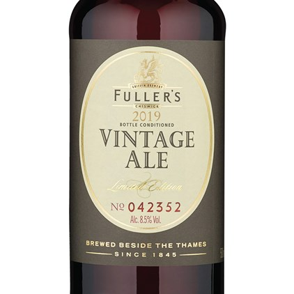 Fuller's Vintage Ale 2019 500ml