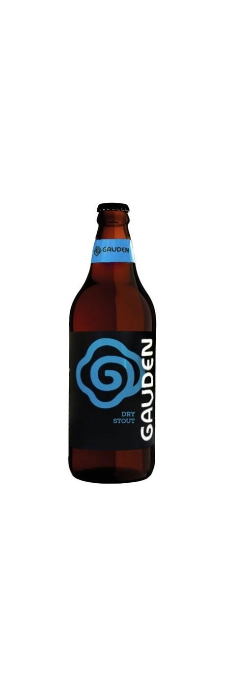 Gauden Bier Dry Stout 600ml