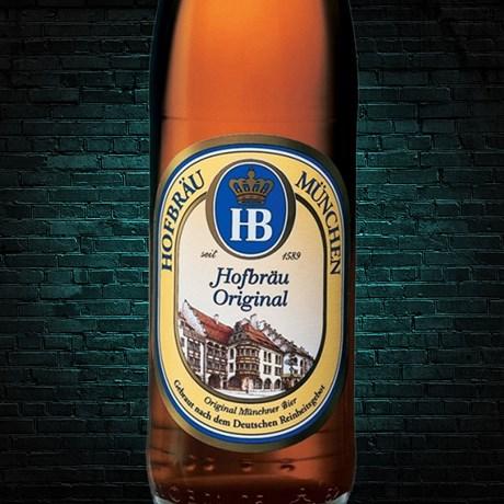 Hofbräu Original 500ml