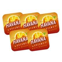 Kit 5 Bolachas Havana Dreams