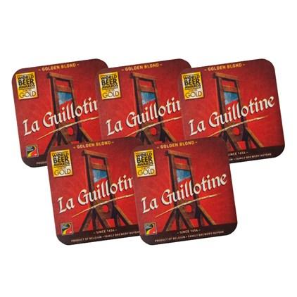 Kit 5 Bolachas La Guillotine