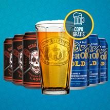 Kit Anchor - Compre 6 Cervejas e Ganhe Copo da Marca!