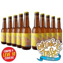 Kit Arrebatador de Cerveja Mikkeller Drink In The Sun S/ Àlcool 330ml - Compre 4 Leve 10