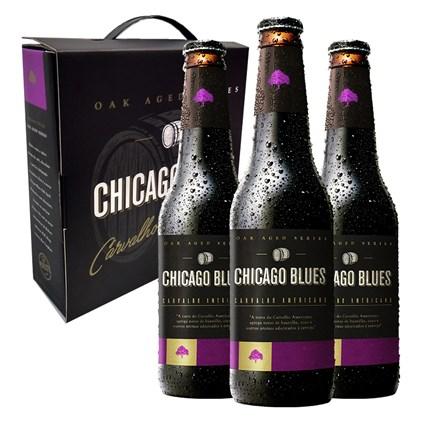 Kit Chicago Blues - Cervejas