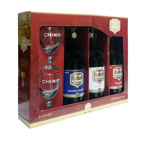 Kit Chimay 750ml