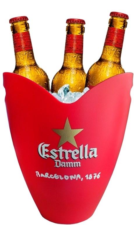 Kit Damm Estrella Barcelona + Cooler