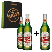 Kit de Cerveja 1795 Original - Compre 2 cervejas e leve 3