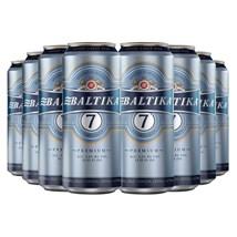Kit de Cerveja Baltika 7 Lata 900ml - Compre 4 cervejas e leve 8
