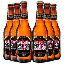 Kit de Cerveja Estrella Galicia La Casa de Papel - Compre 5 e Leve 6