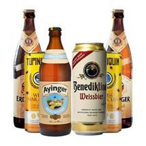 Kit de Cerveja Eu Amo Weiss  - Compre 5 e Leve 6