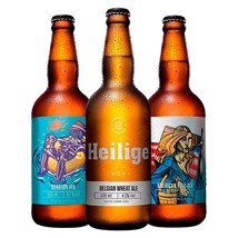 Kit de Cerveja Heilige - Compre 2 e Leve 3