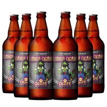 Kit de Cerveja Ogre Beer Django Cigano - Compre 4 Leve 6 Cervejas