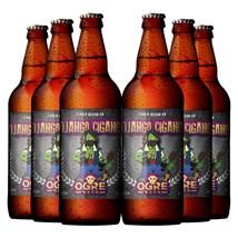 Kit de Cerveja Ogre Beer Django Cigano - Compre 5 e  Leve 6