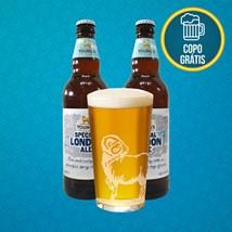 Kit de Cerveja Youngs Special London - Compre e Ganhe o Copo