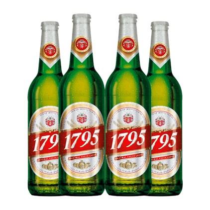 Kit de Cervejas 1795 - Compre 3 e Leve 4