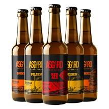 Kit de Cervejas Asgard - Compre 4 e Leve 5