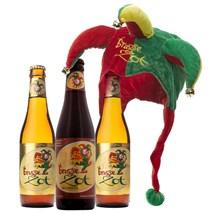 Kit de Cervejas Brugse Zot - Compre 3 e Leve Gorro Exclusivo da Marca