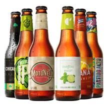 Kit de Cervejas Degustação das Autorais do Clube - Compre 4 e Leve 6